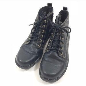 Clark's Bendables Nikki North Black Ankle boots